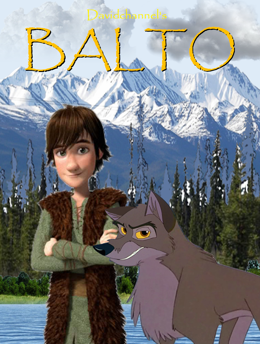 Balto (White Fang; 1991)