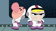 Billy and Mandy's Adventure in Space