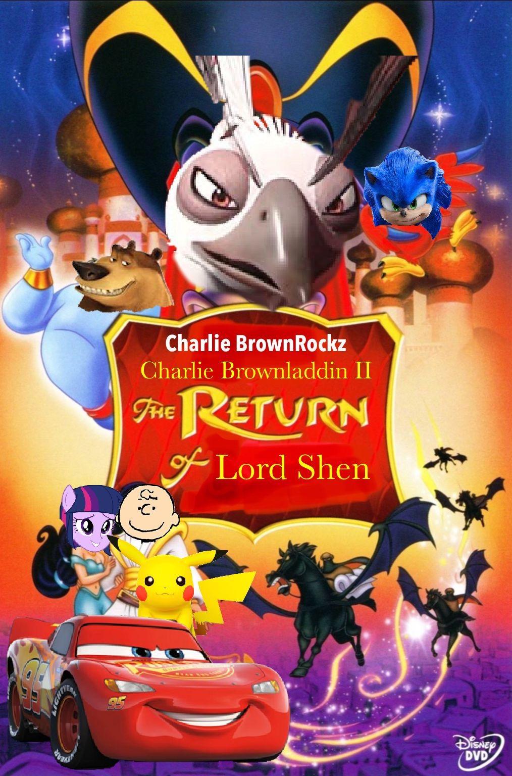 Charlie Brownladdin II: The Return of Lord Shen