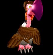 DK64 Necky Character