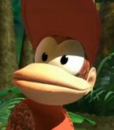 Diddy Kong in Donkey Kong Country (TV Series)
