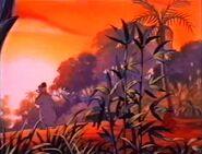 Jungle-cubs-volume03-baloo-bagheera-kinglouie-and-mowgli01