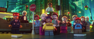 Lego gotham city people about children