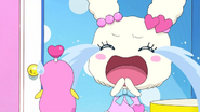 Lovelitchi crying.