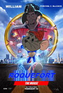 Roquefort the Mouse (Sonic the Hedgehog) Poster