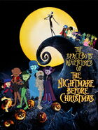 The Spacebots Adventures in The Nightmare Before Christmas