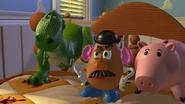 Toy Story - Pork, Rex, tato