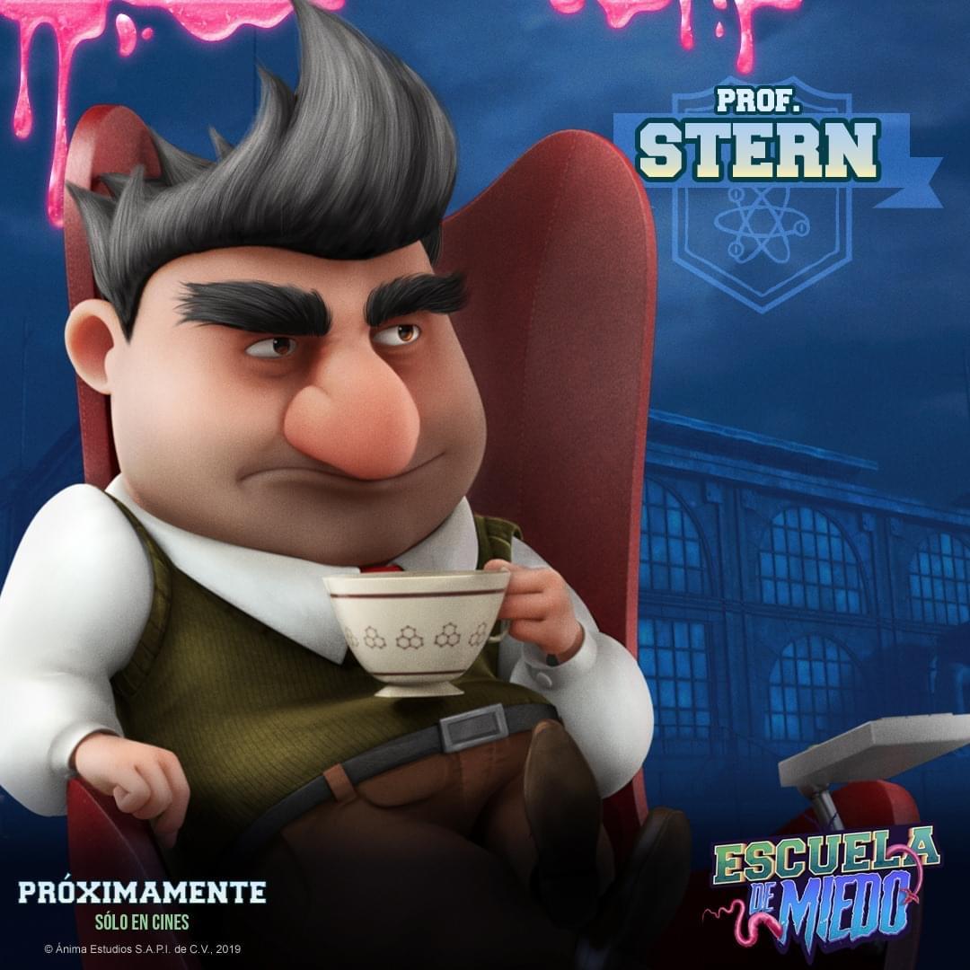 Professor Stern
