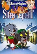 Baloo and Bagheera's Silent Night Poster