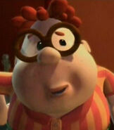 Carl Wheezer in Jimmy Neutron- Boy Genius