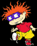 Chuckie Finster as Winnie the Pooh
