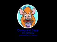 Disney and Sega Television Logo