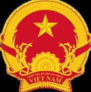 Emblem of Vietnm