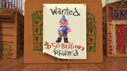 Gnomeo poster reward