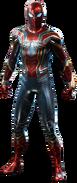 Iron Spider Suit from MSM render