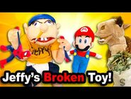 SML Movie- Jeffy's Broken Toy!