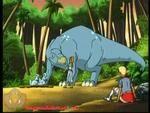 1-Leo and Margaret Meets Iguanodon Part 2-