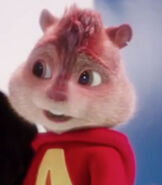 Alvin Seville in Alvin and The Chipmunks The Road Chip