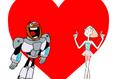 Cyborg and Pearl