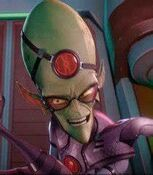 Dr. Nefarious in Ratchet & Clank (2016)