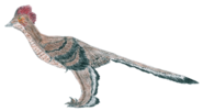 Grey-Winged Troodont