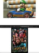 Luigi Hates Psycho Series