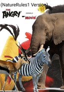 NR1 The Angry Animals Movie 2016 Poster
