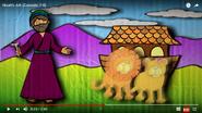 Noah's Ark Genesis 6-9 Lions