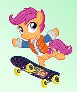 Scootaloo McFly
