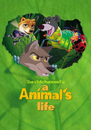 A Animal's Life (1998) (Davidchannel's Version) Poster
