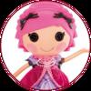 Character Portrait - Confetti Carnivale