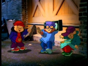 The Chipmunks (Frosty The Snowman)