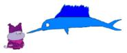 Chowder Meets Sailed Swordfish