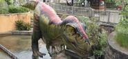 Columbus Zoo T-Rex