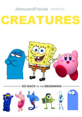 Creatures minions poster
