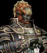 Ganondorf in The Legend of Zedla - Twilight Princess