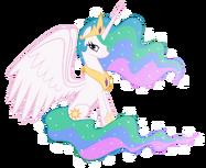 Princess celestia by psyxofthoros d5btl2g-pre
