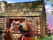 Rowlf singing in the Cabin in the Woods