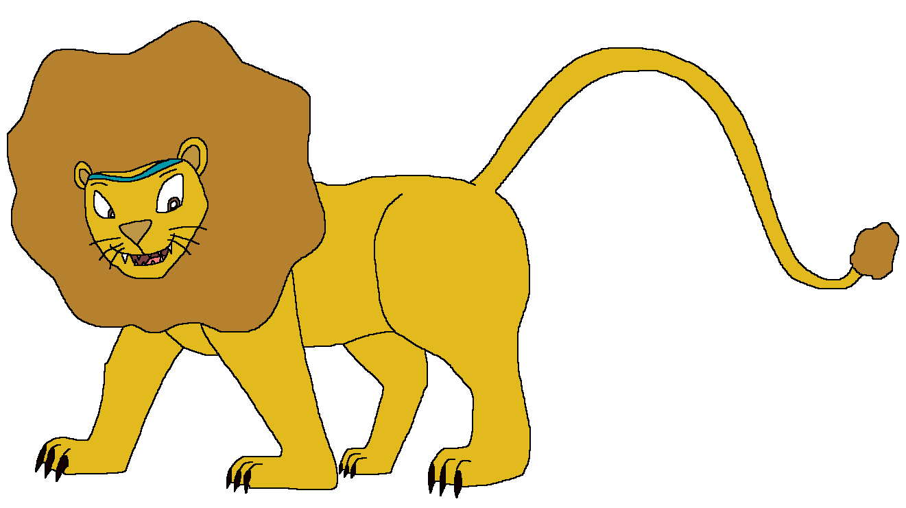 Trent the Congo Lion
