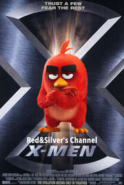 X-Men (2000, Red&Silver's Channel Style) Poster.jpg