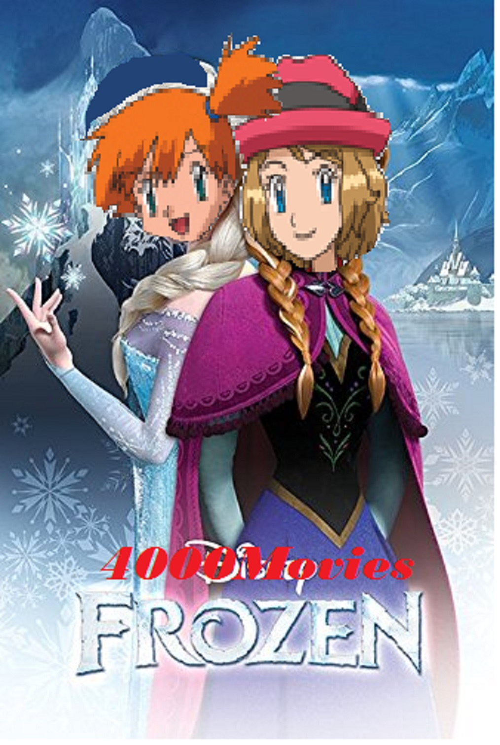 Frozen (4000Movies Human Style)
