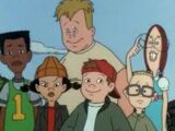 The Recess Explorers