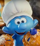 Baker Smurf in Smurfs The Lost Village