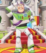 Buzz Lightyear in Disney Magic Kingdoms