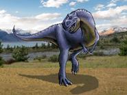 Dm majungasaurus