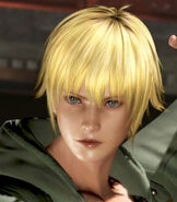 Eliot in Dead or Alive 6
