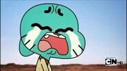 Gumball Crying