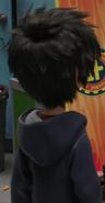 Hiro's backside