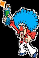 Jimmy T 2 WarioWare Mega Microgames