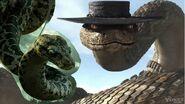 Kaa and Rattlesnake Jake